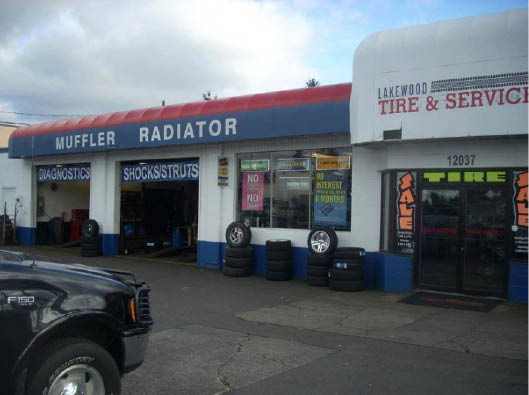 Lakewood Tire & Service auto repair shop in Lakewood, WA