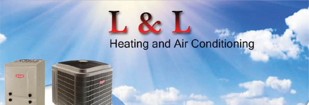L & L Heating & Air Conditioning banner Parker, CO