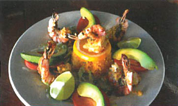 Las Fuentes serves traditional Mexican seafood dishes