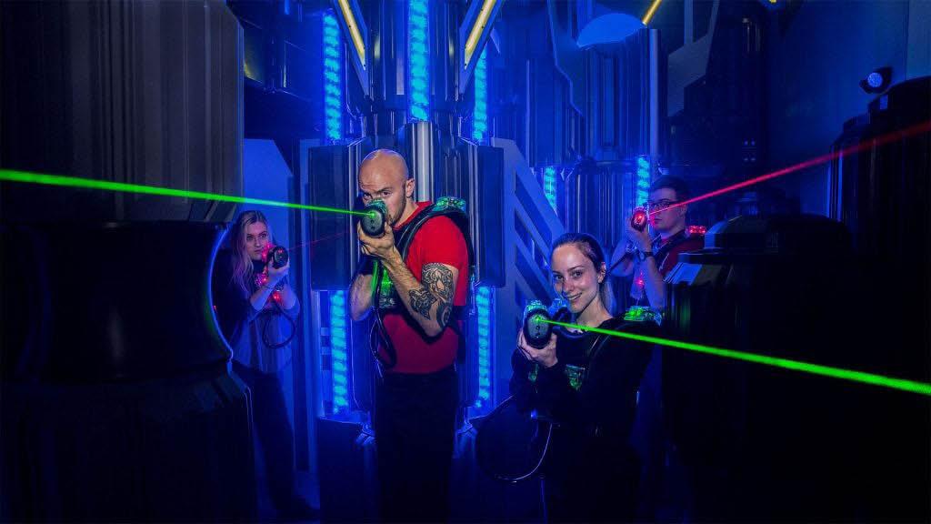 Escape Game Room, Arcade, Laser Tag Center; chantilly, va