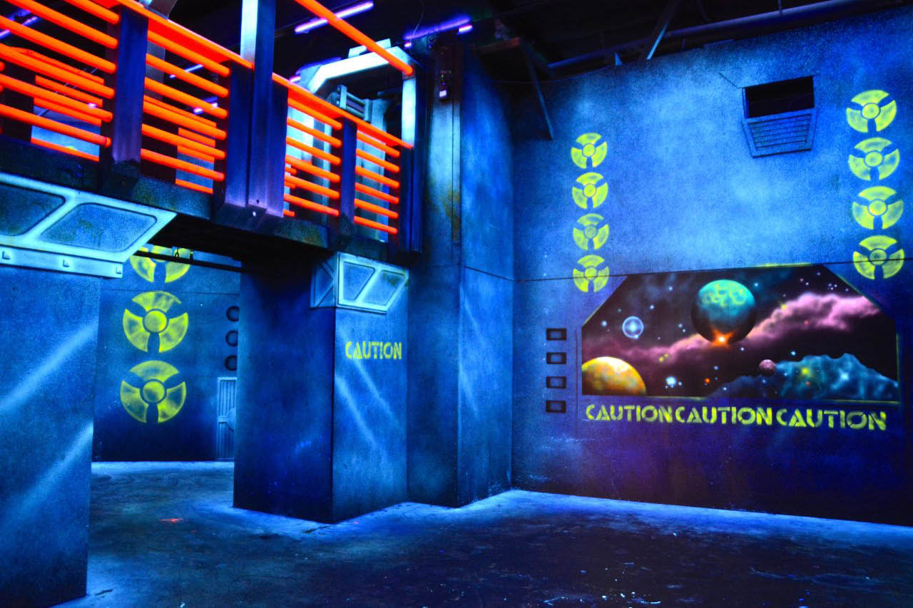 Laser Tagging in Newark, California - Laser Tag Adventure Arena