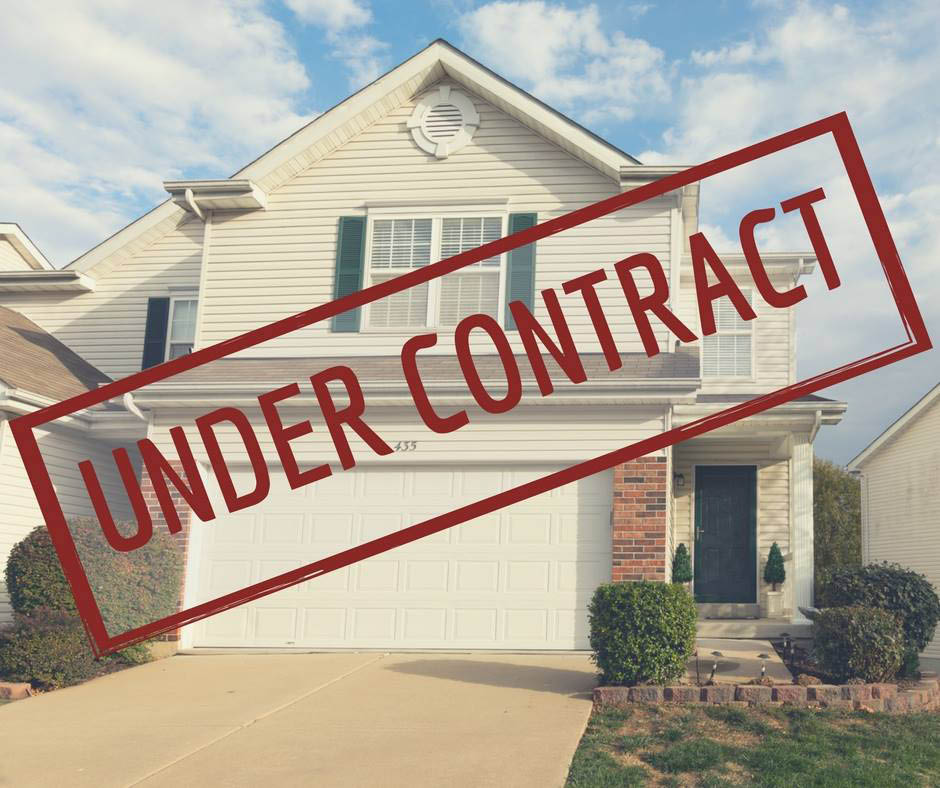 Home under contract