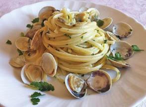 Lauretta's homemade Italian Linguini