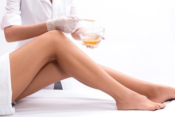 waxing, laser hair removal, massage in Ashburn, VA
