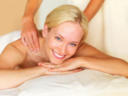 A soothing relaxation massage will help to relieve stress