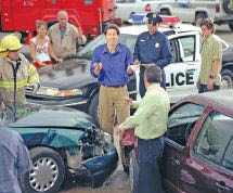 Auto Accidents, Personal Injury
