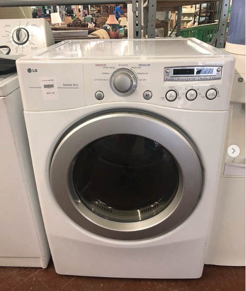 buy washing machine Lafayette Habitat for Humanity ReStore LA