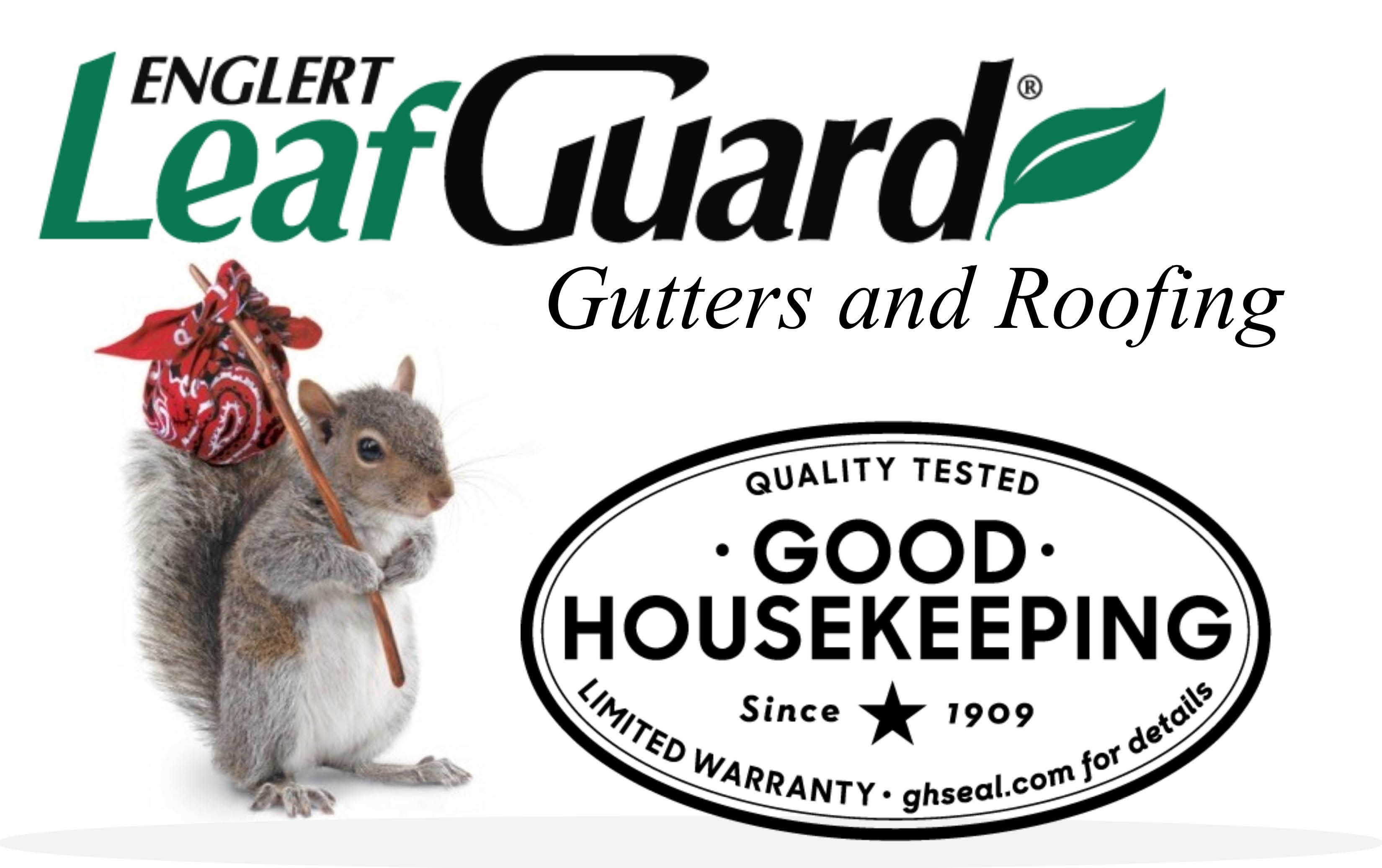 LeafGuard Good Housekeeping Seal of Approval