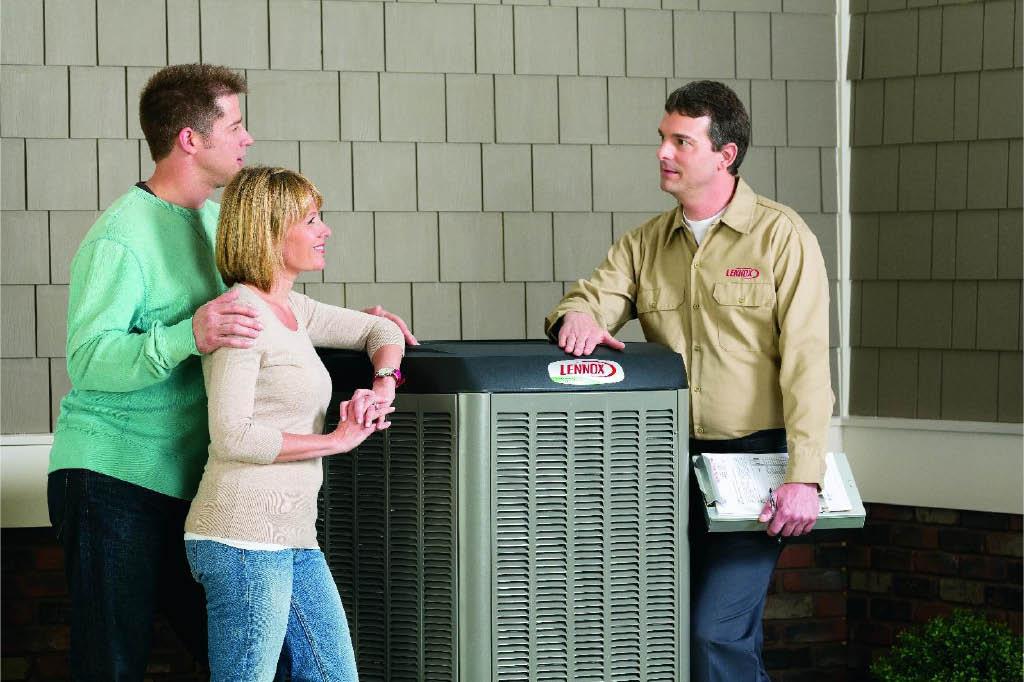 macfarlane energy Lennox air conditioning system boston
