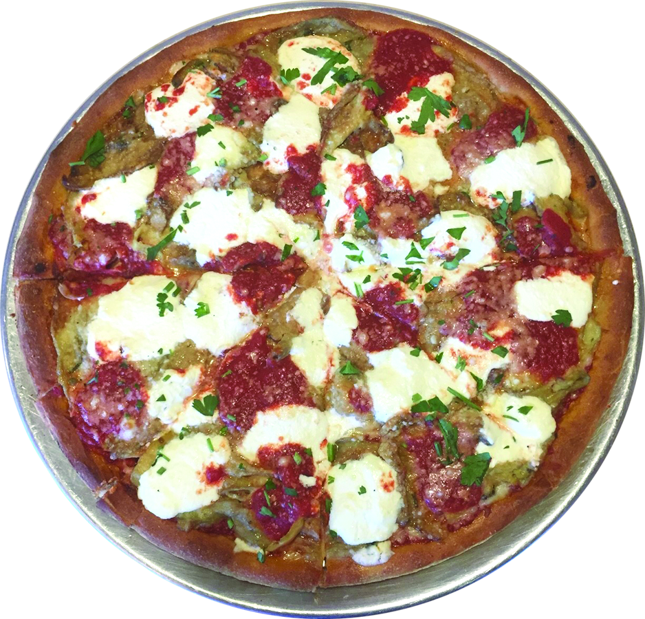 Special Pizza from Leonardo's Pizza & Restaurant, Massapequa