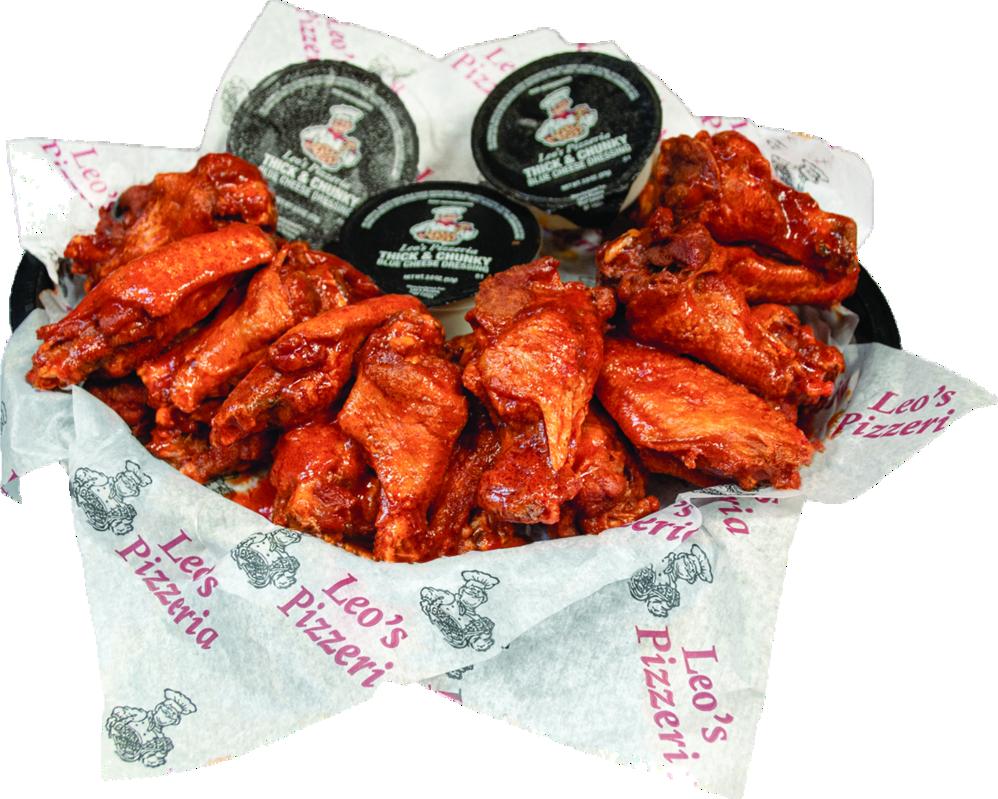 hot wings basket