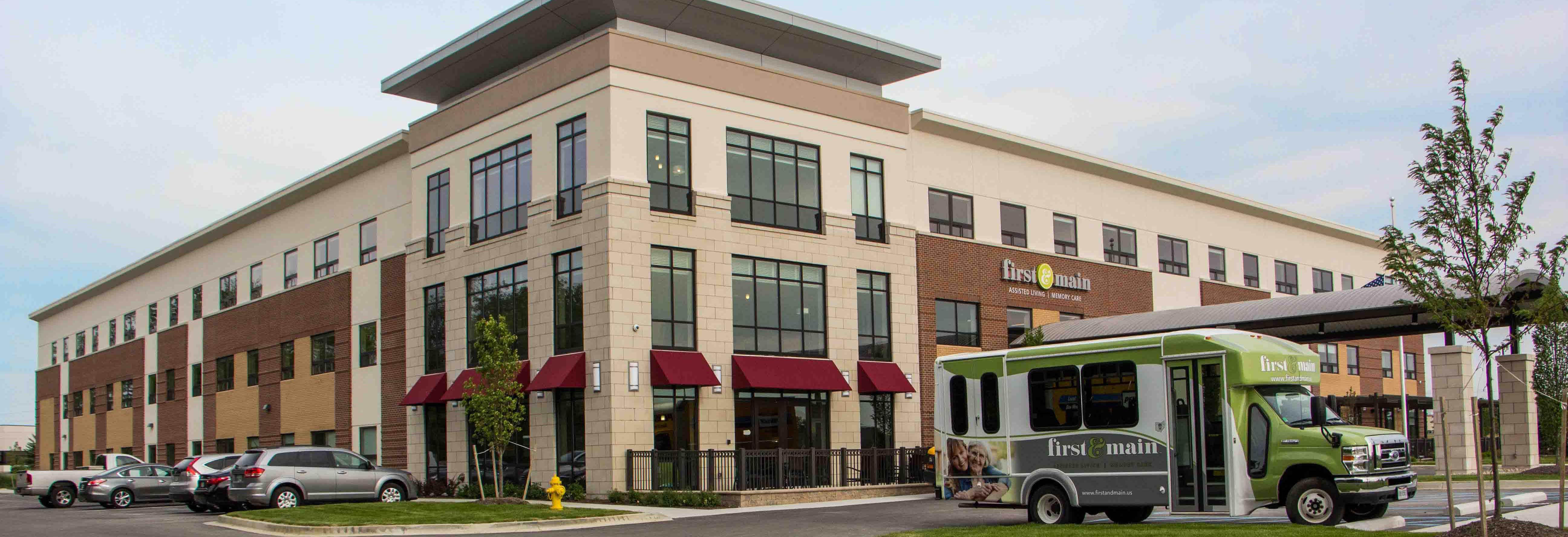 first and main ohio memory care