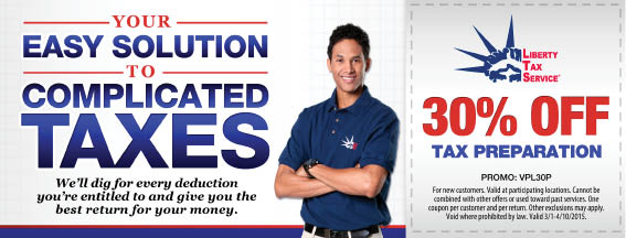 Ask us about the Affordable Care Act and your taxes at Liberty Tax Service