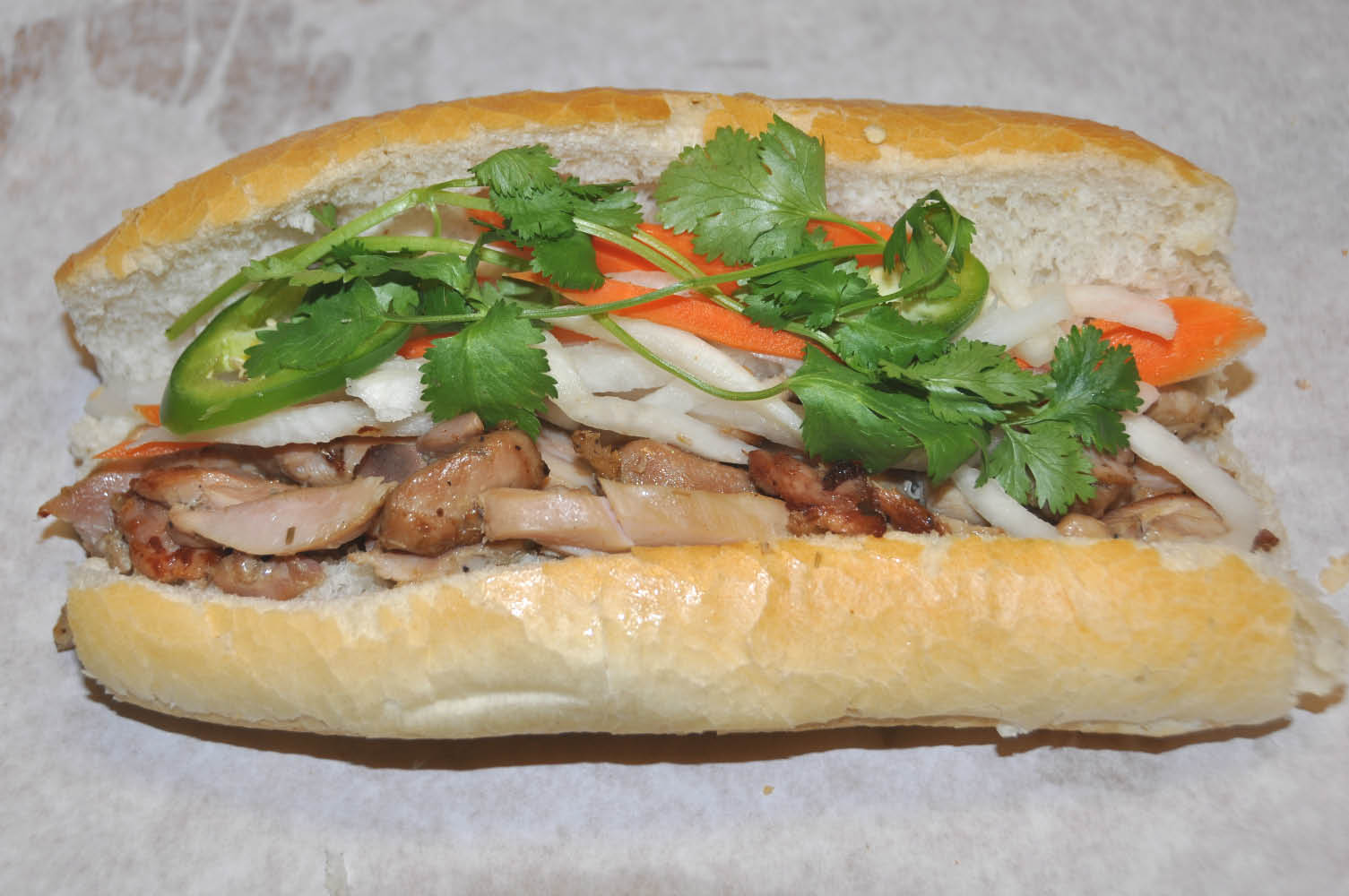 Delicious Vietnamese sandwiches available near San Lorenzo, CA