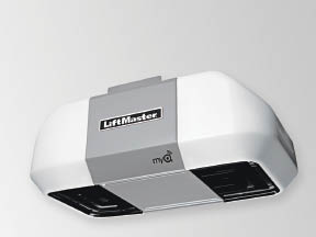 Wireless garage door opener