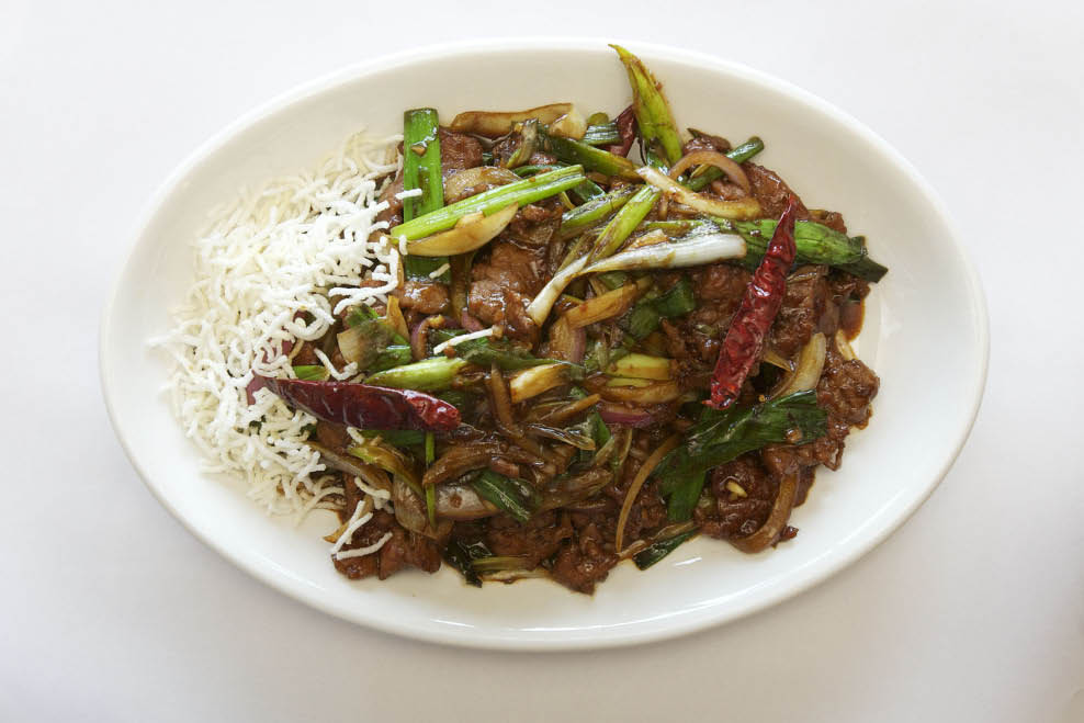 Lily Kai of Tiburon, CA now offers Vietnamese dishes on the menu in addition to their authentic Chinese food.