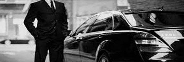 Corporate car transportation service