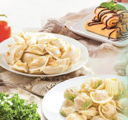 Lina's Bakery - Redmond, WA - dumplings - pierogies - crepes - fresh breads - desserts - bakeries near me - bakeries in Redmond - Redmond bakeries near me
