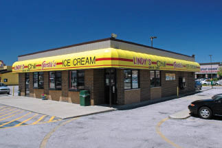 Our Lindy's Gertie's location in Bridgeview, IL