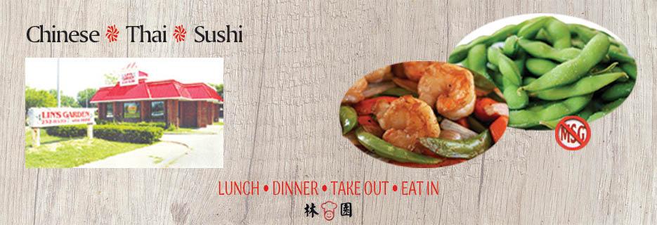 Lin Garden chinese restaurant rochester ny valpak banner