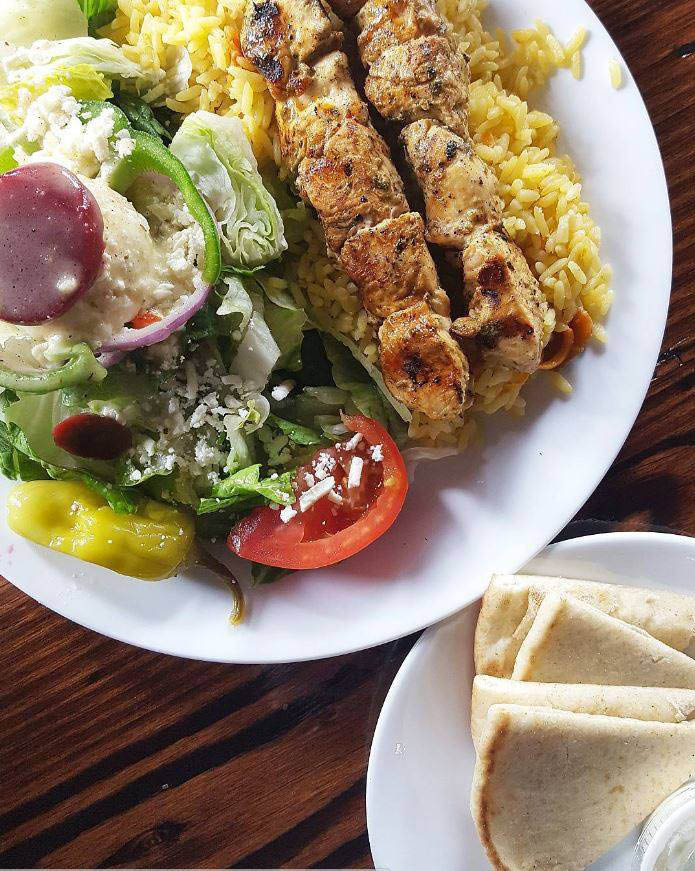 grilled chicken salad  greek salad Greek salads Grilled Chicken Greek Salads