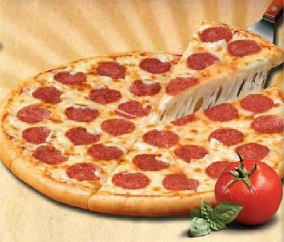 Pepperoni pizza in Coral Springs