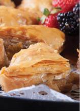 Best Greek Desserts in town