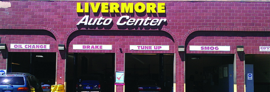 Livermore Auto Center banner Livermore, CA