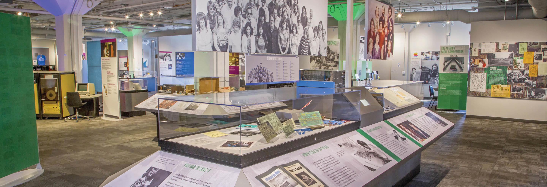 Computer-Museen mit dauerhaften Ausstellungen [BINARIUM]