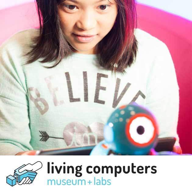 Living Computer Museum - Seattle, Washington - robotics - play with robots