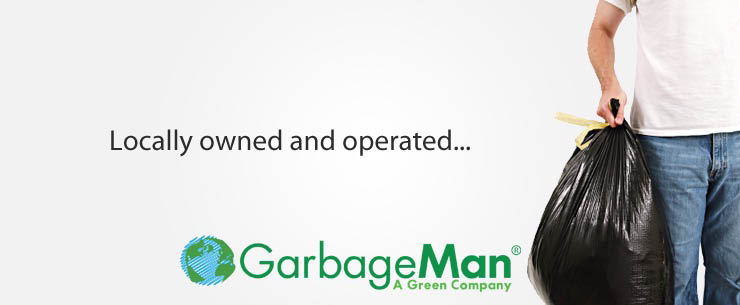 Locally owned garbage service Minnesota