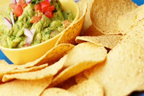 Lomas Del Sol, Chips and Guacamole