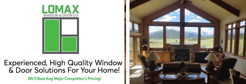 LOMAX WINDOW AND DOOR CO.