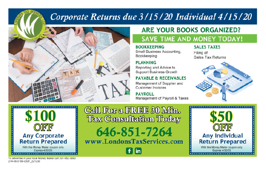 tax service rockland county