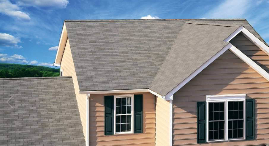 asphalt and steel roofing; Long Roofing services Maryland, Virginia, Washington D.C.
