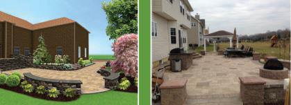 landscape, patios, decks, pools
