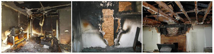 For fire restoration services, it's important to trust a company that will do your work thoroughly.  You've had to endure the trauma of having your property damaged by fire, smoke, or furnace puffback.