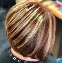 Hair highlighting at LookAfter Hair Company - Saint Louis
