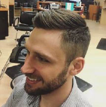 Men's haircuts from LookAfter Hair Company
