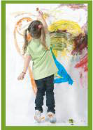 Lornwood Day Care and Preschool in columbia maryland creative art projects.