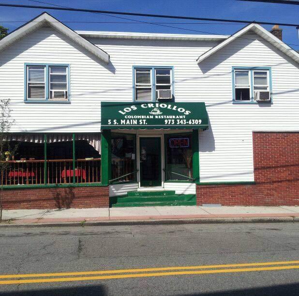 Los Criollos Colombian Restaurant in Wharton NJ
