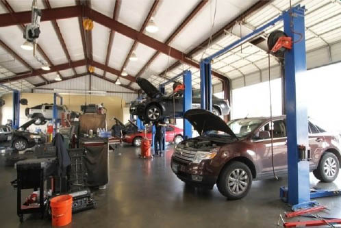 Louetta Automotive auto repair shop with certified mechanics