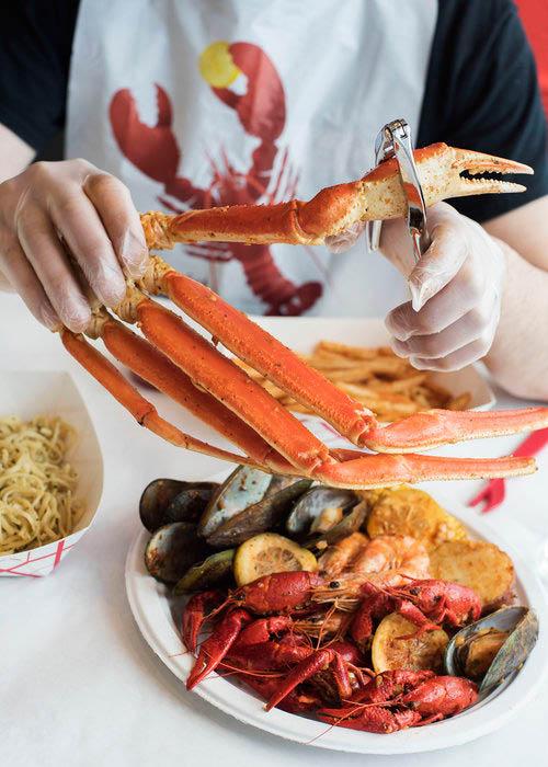 Loui Loui Louisiana Seafood Boiler in Duluth, GA