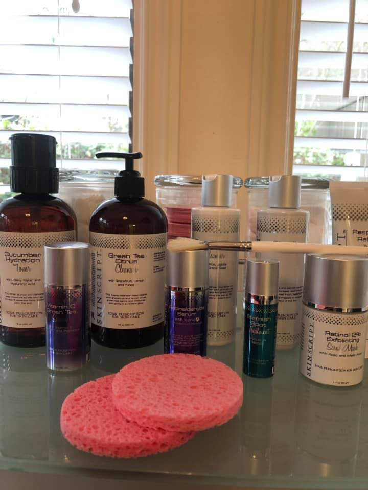 Love Your Skin! skin care products - Everett, WA - skin care therapy in Everett - get a facial in Everett - Everett facials near me