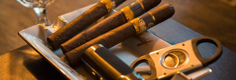 Lovett's Fine Cigars & Arts in Chepachet RI banner
