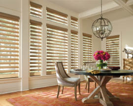 Get new blinds and draperies near Wheeling, IL
