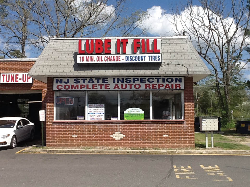 Lube-It-Fill-Auto-Service