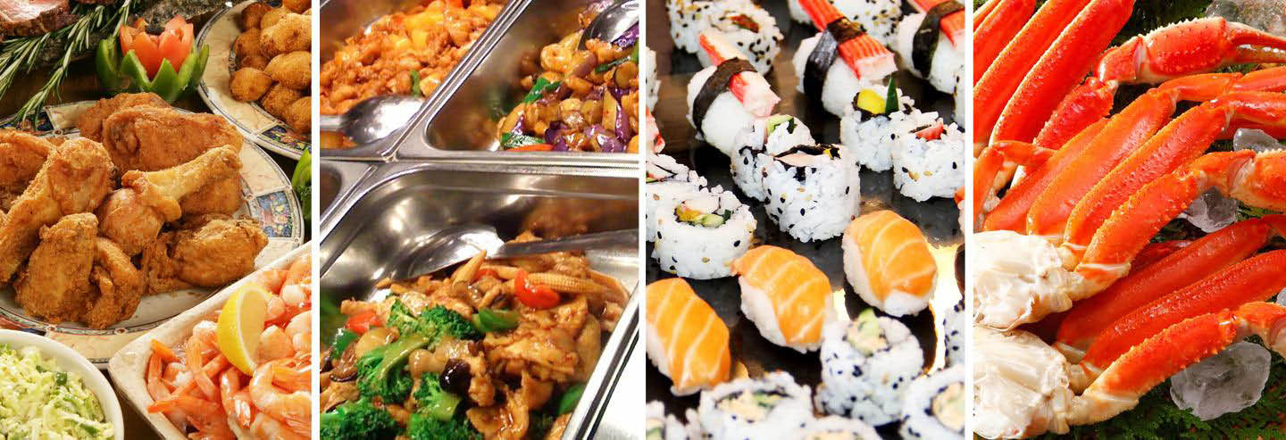 Lucky Buffet - Large Chinese & Japanese Buffet