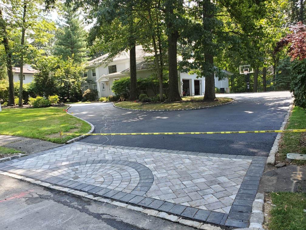 driveway paving nj