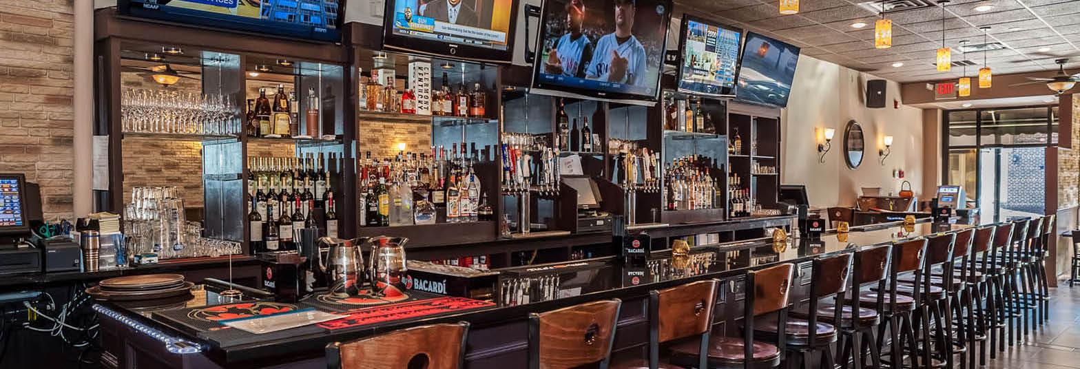 Bars in Nutley, NJ - Luna Wood Fire Bar Nutley, NJ - Bar Coupons Nutley, NJ